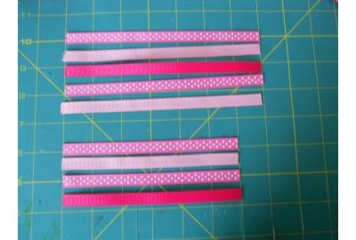 Make A Two Layer Loop Bow