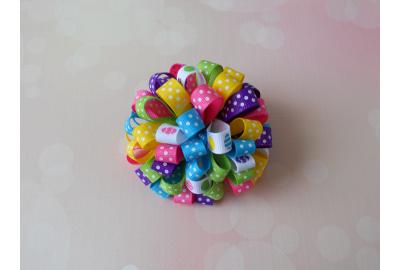 Easter Loopy Bow