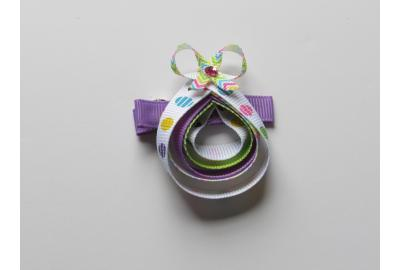 Easter Egg Ribbon Sculpture