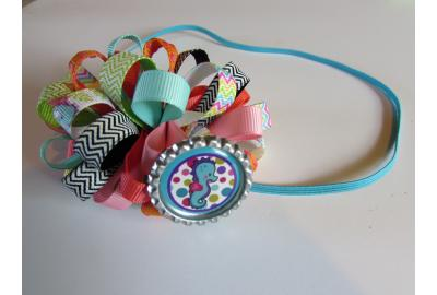 Loopy Bow Headband