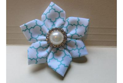 How to make a Petals Ribbon Flower