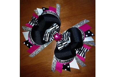 Zebra Glamour!