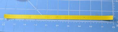 Measured Ribbon