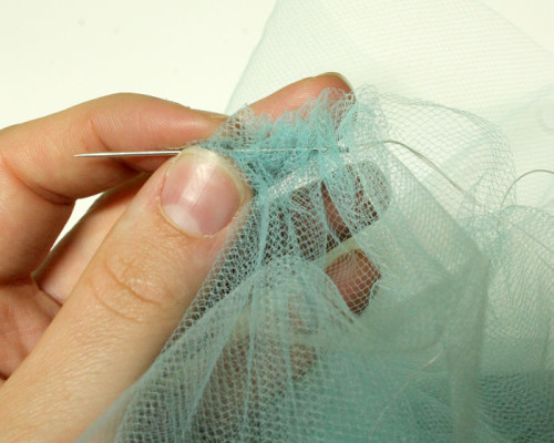 weave-tulle
