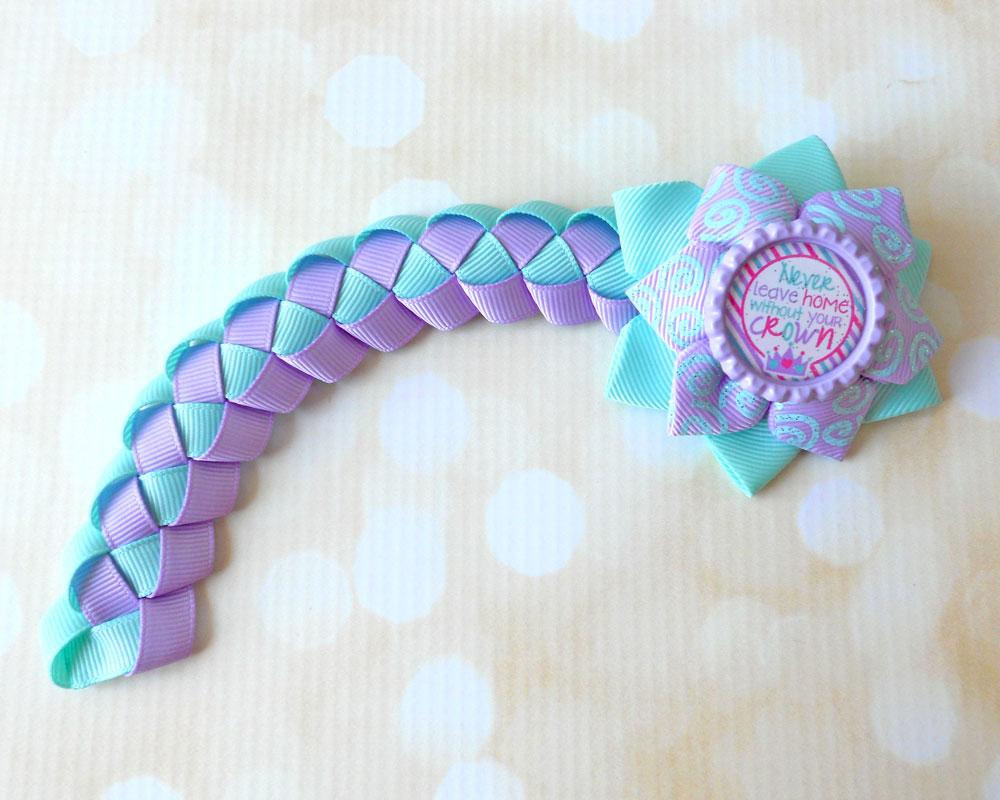 Ribbon Bun Wrap 1