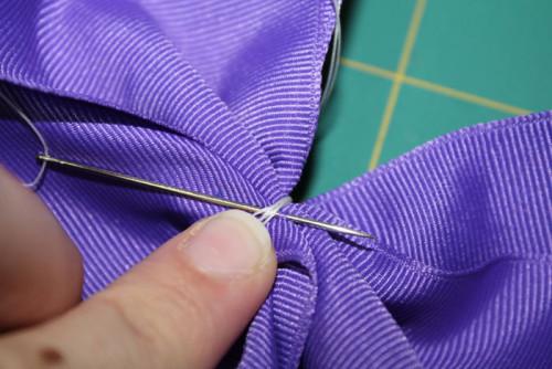 tying-off-thread