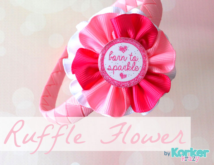 ruffle-ribbon-flower