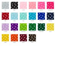 Browse by Color (White Polka Dots)