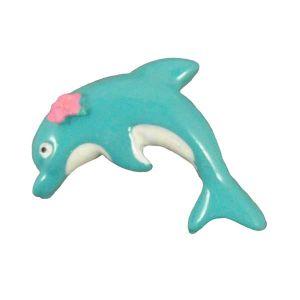 Dolphin Flatback Resin Embellishment