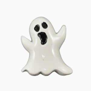 Halloween Ghost Flatback Resin Embellishment