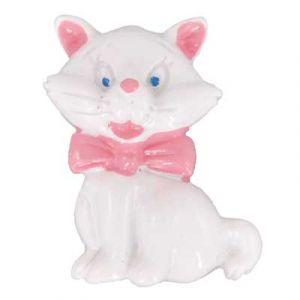Kitten Flatback Resin Embellishment