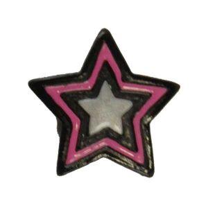 Rock Star Flatback Resin Embellishment