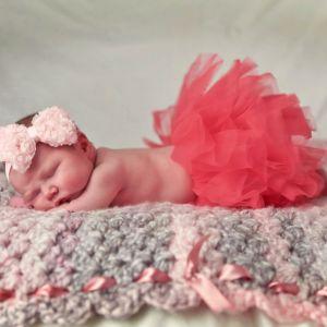 Baby Tutu 10-Layer Ballet (0-3 mo.)
