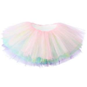10-layer Baby Tutu Pastel Rainbow