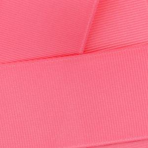 Coral Rose Grosgrain Ribbon HBC 210
