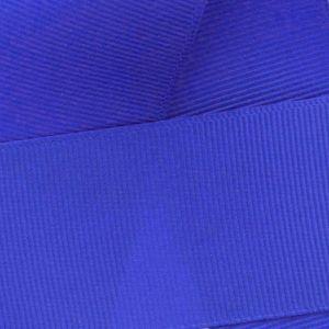 Royal Blue Grosgrain Ribbon HBC 352