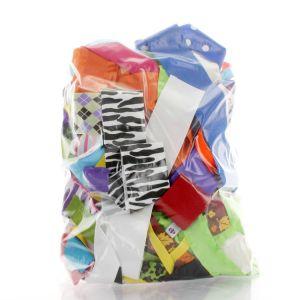 Variety Ribbon Scraps Grab Bag