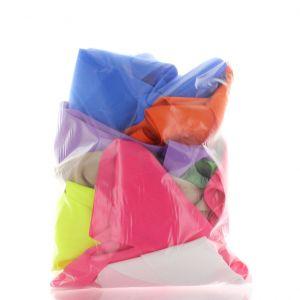 Solid Grosgrain Grab Bag - Wide