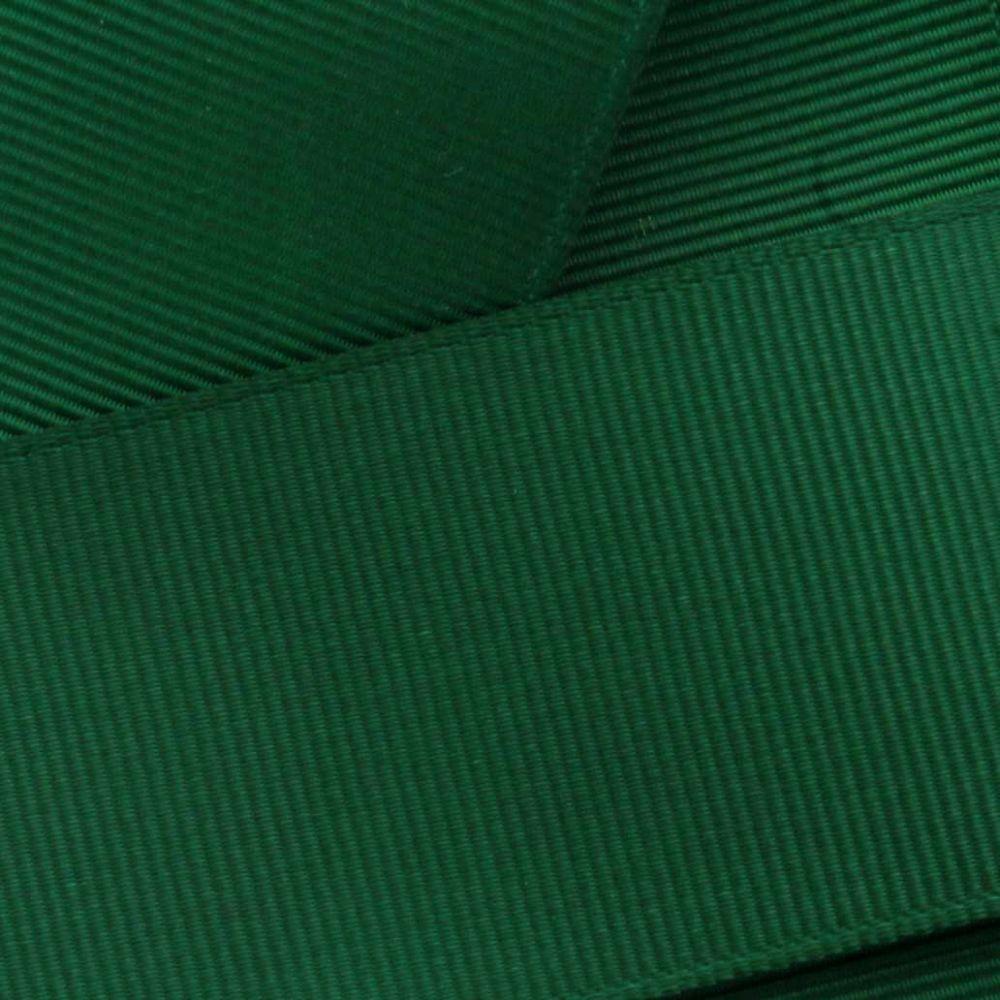 Forest Green Grosgrain Ribbon HBC 587