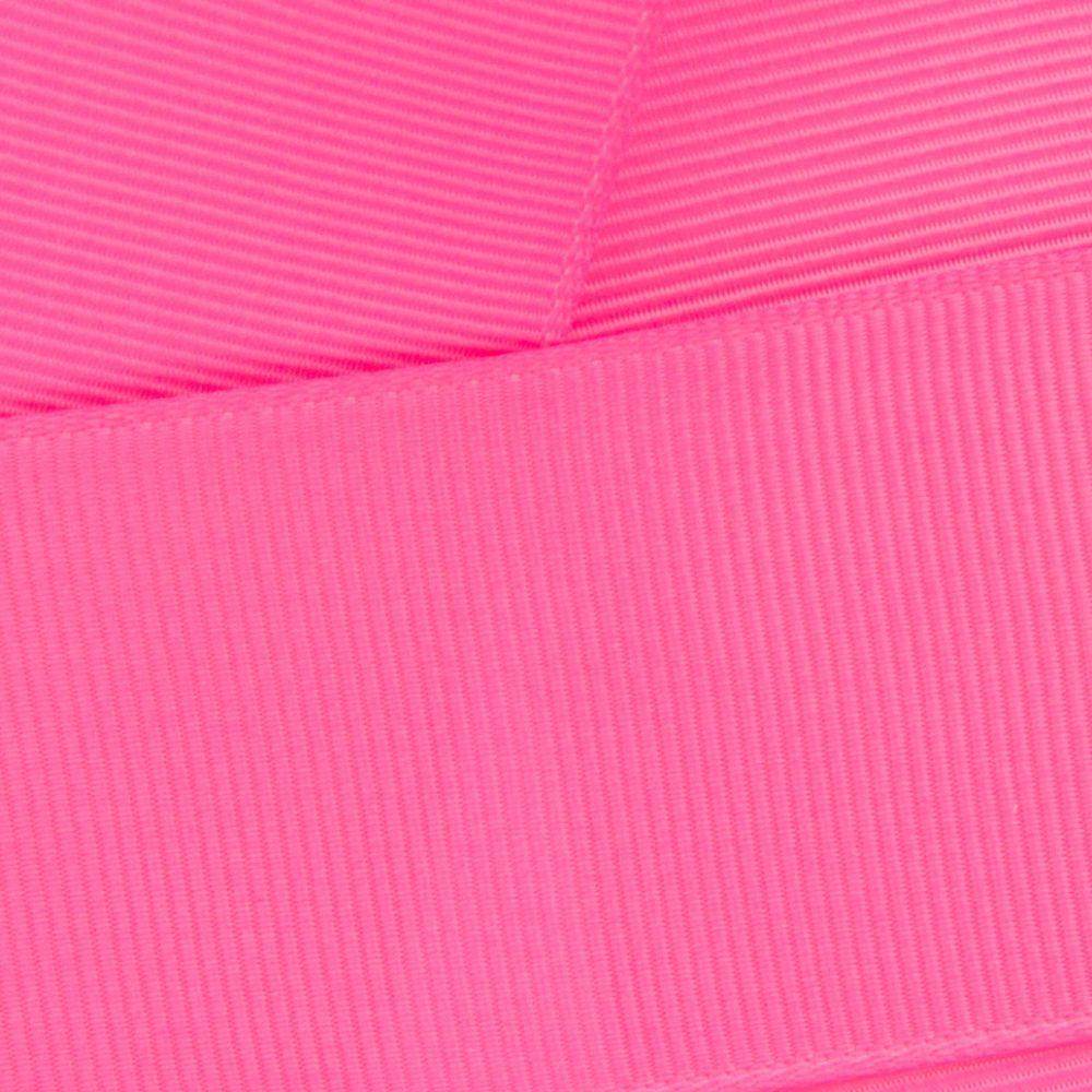 Hot Pink Grosgrain Ribbon HBC 156
