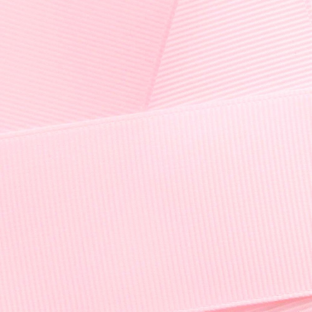 Light Pink Grosgrain Ribbon HBC 117