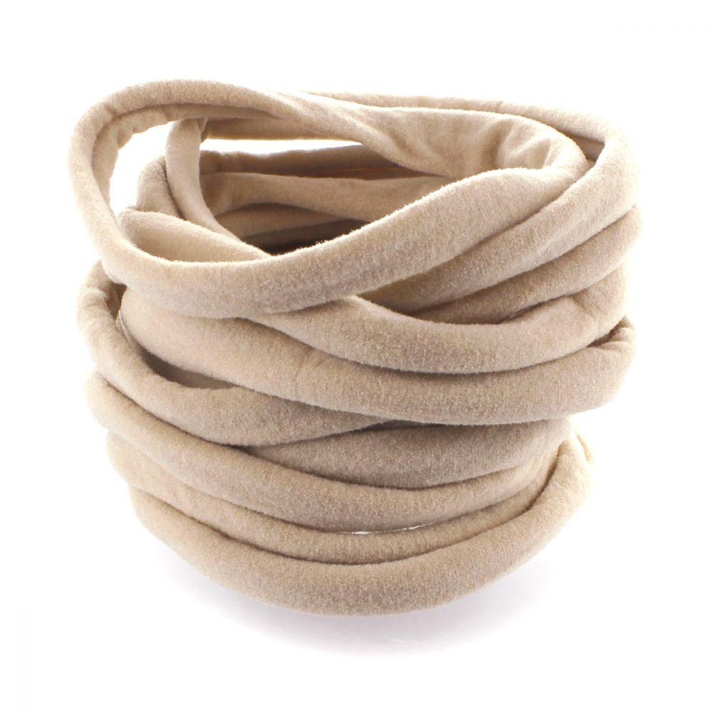 Baby One Size Stretchy Seamless Nylon Headbands