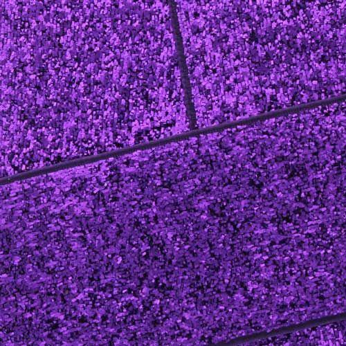 Purple Glitter Ribbon