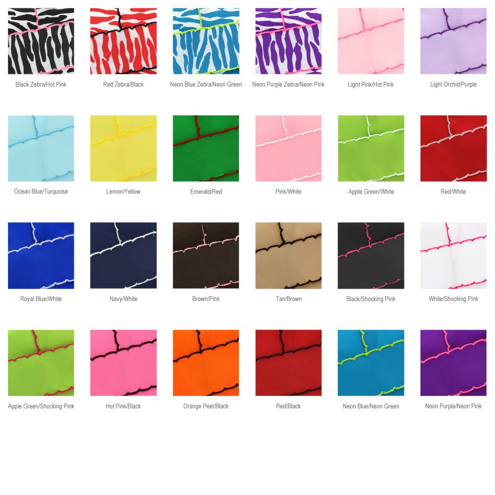 Moonstitch Grosgrain Ribbon Digital Color Chart