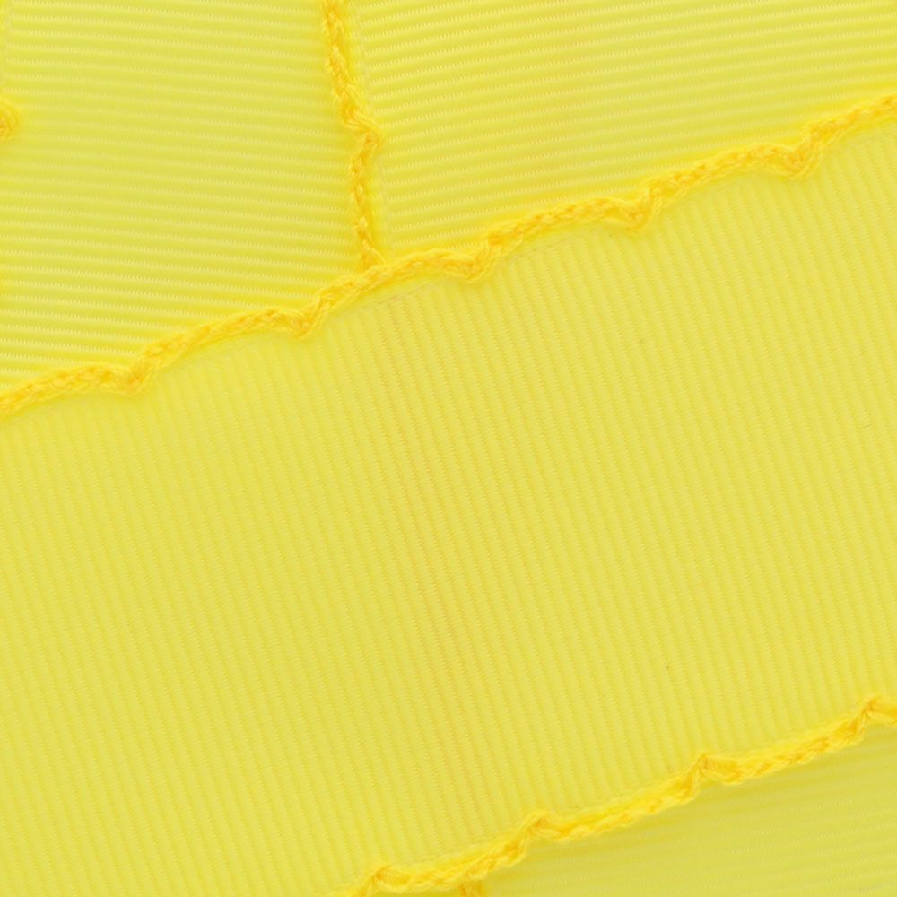 Lemon/Yellow Moonstitch Ribbon