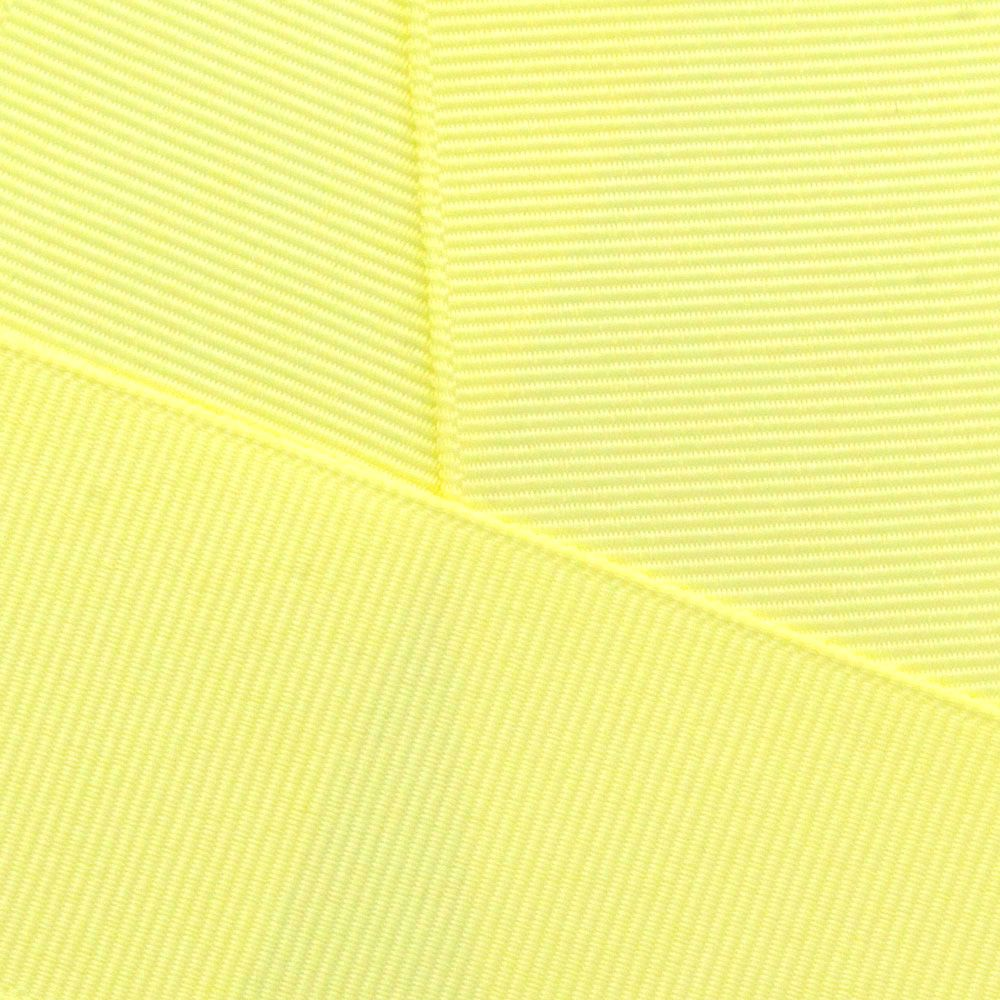 Baby Maize Grosgrain Ribbon Offray 617