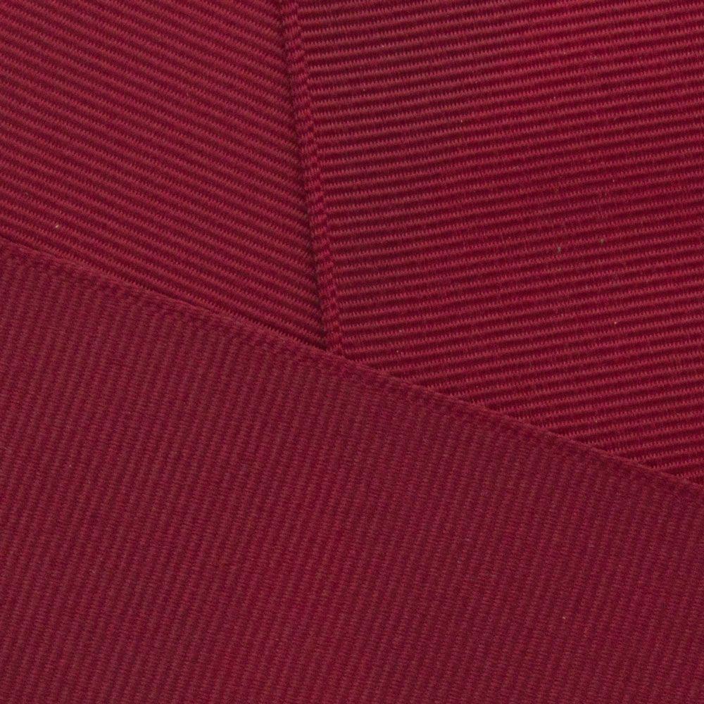 Cranberry Grosgrain Ribbon Offray 270