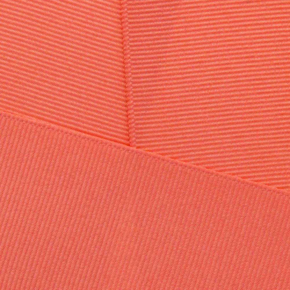 Living Coral Grosgrain Ribbon Offray 241