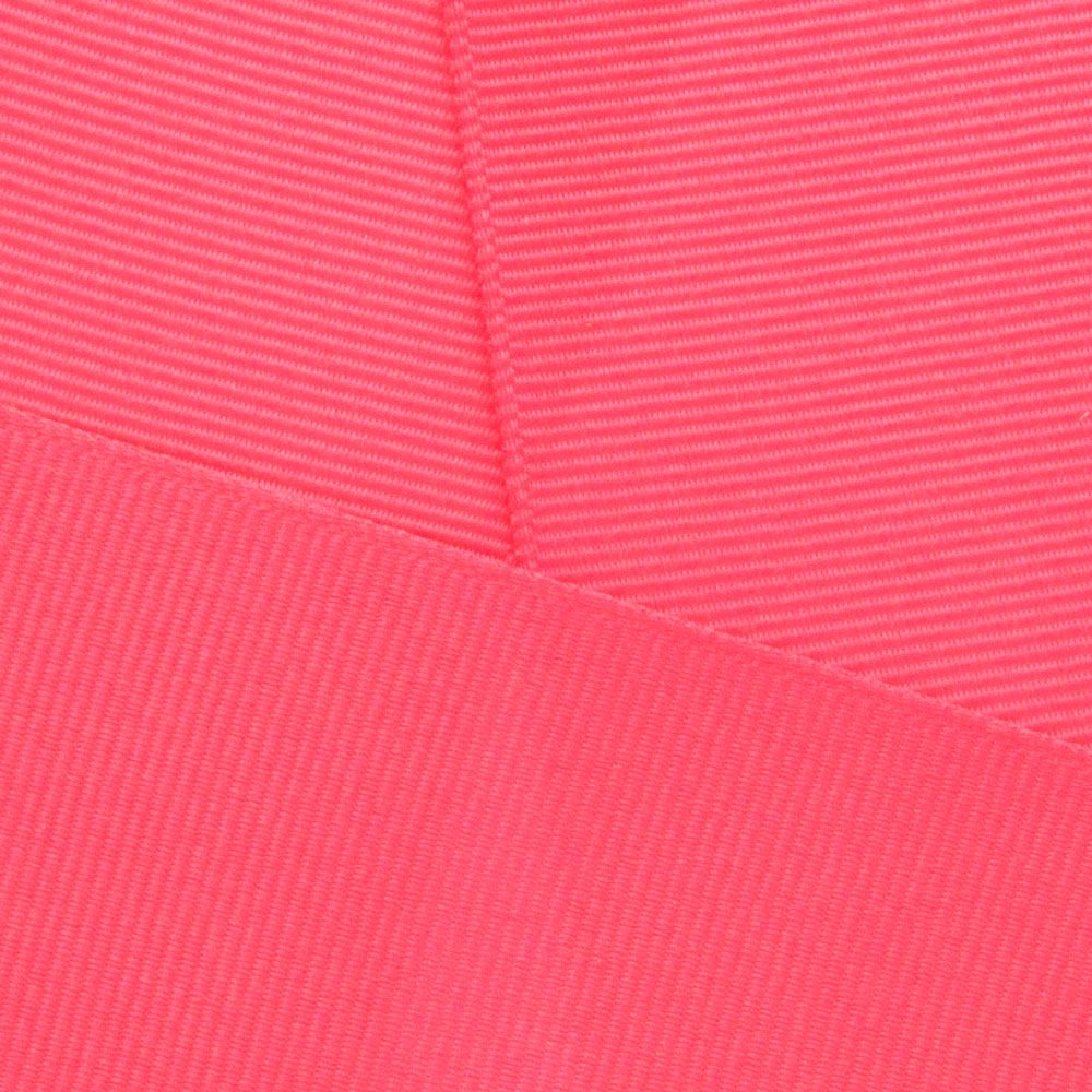 Neon Pink Grosgrain Ribbon Offray 2550
