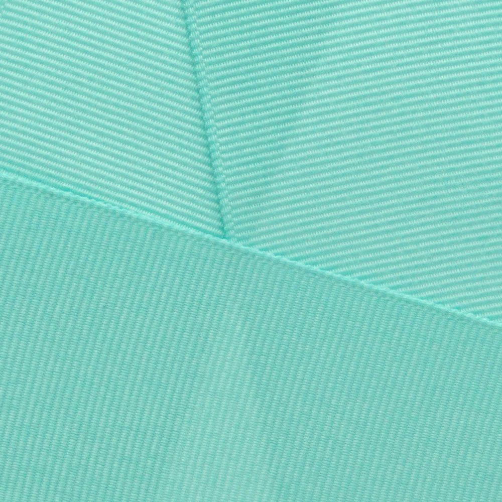 Aqua Grosgrain Ribbon Offray 2314