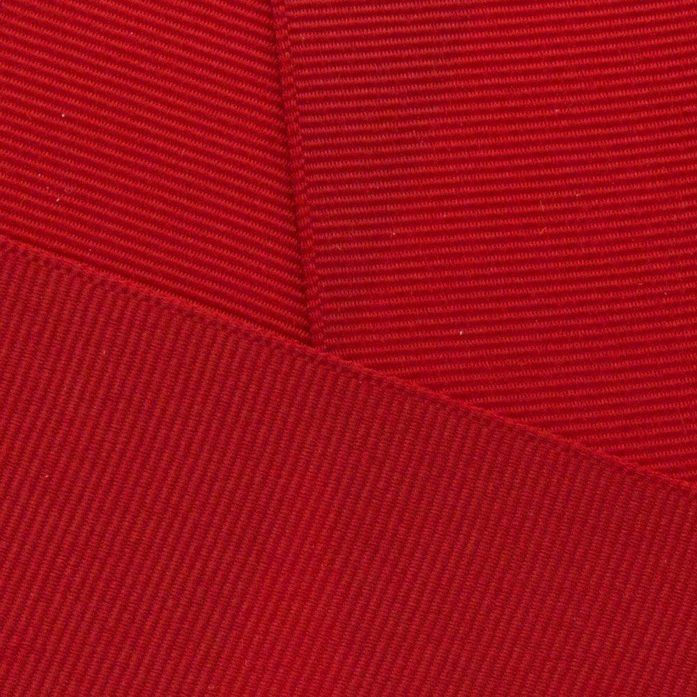 Red Grosgrain Ribbon Offray 250