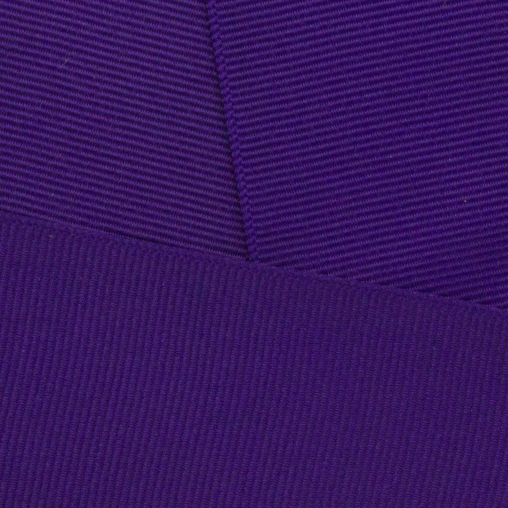 Regal Purple Grosgrain Ribbon Offray 470