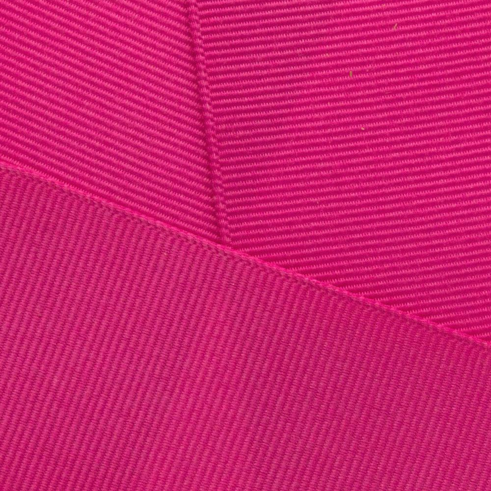 Shocking Pink Grosgrain Ribbon Offray 175