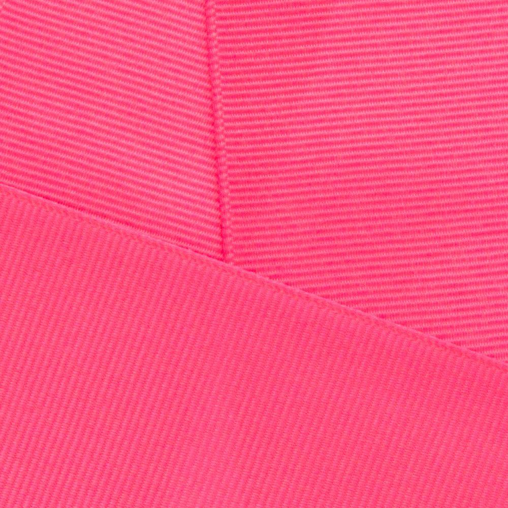 Vibrant Pink Grosgrain Ribbon Offray 185