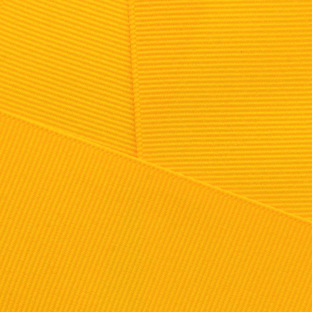 Yellow Gold Grosgrain Ribbon Offray 660