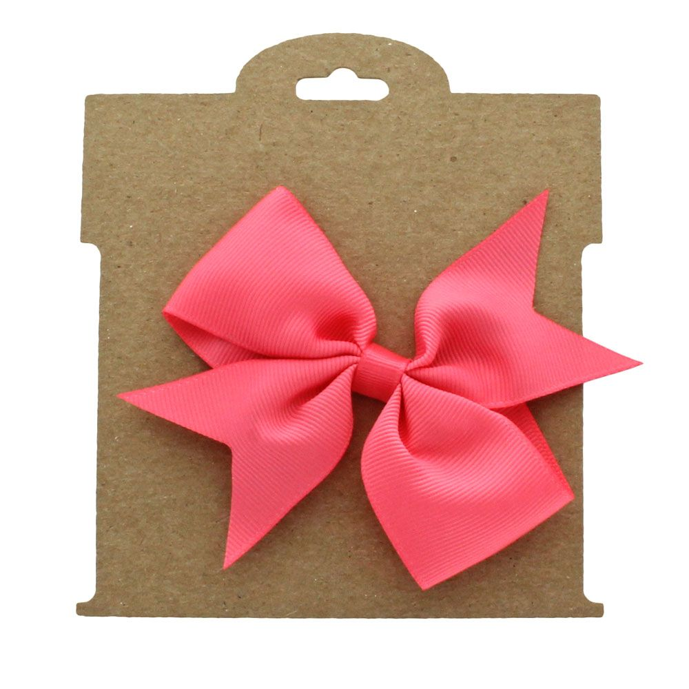 50pcs 82*115MM Paper Display Cards For Hair Bow 10296550