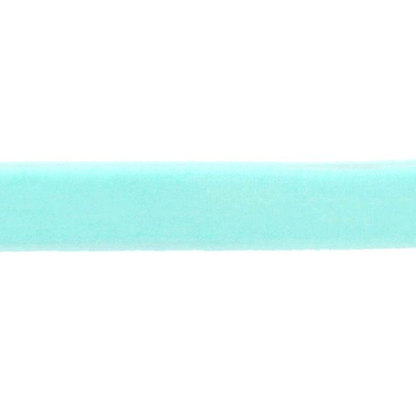 Aqua Velvet Ribbon