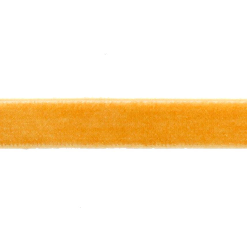 Gold Velvet Ribbon