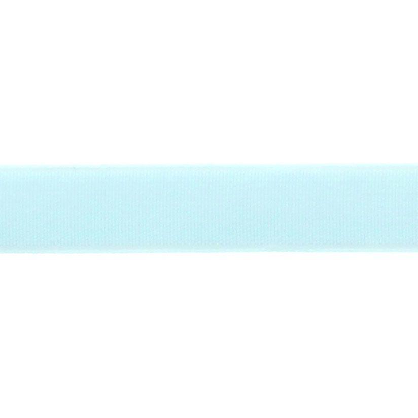 Light Blue Velvet Ribbon