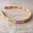 Basic Ribbon Woven Headband Tutorial