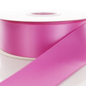 Wild Berry Double Faced Satin Ribbon 183