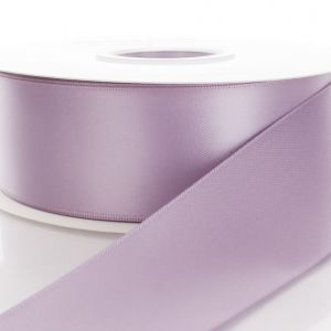 Dusty Lilac Double Faced Satin Ribbon 434
