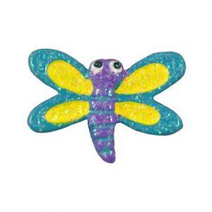 Blue Dragonfly Flatback Resin Embellishment