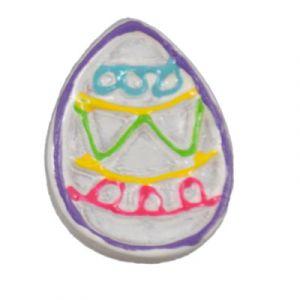 Easter Egg Flatback Resin Embellishment