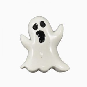 Halloween Ghost Flatback Resin Embellishment