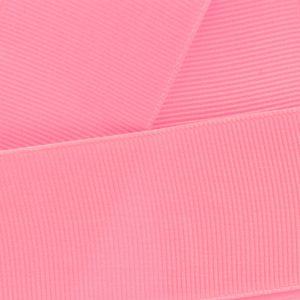 Bubblegum Pink Grosgrain Ribbon HBC 143
